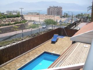 Lovely Family Home overlooking the Red Sea - Eilat vacation rentals