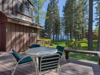 DenDulk-Northshore townhome lakeview, pool, beach - Tahoe City vacation rentals
