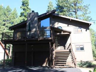 Poucher-SKI LEASE backs to Nordic center, hot tub - Tahoe City vacation rentals