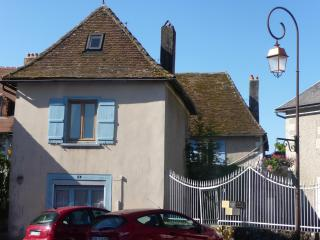 Quirky romantic cottage in French medieval village - Saint Germain les Belles vacation rentals