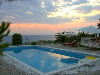 Villa Alex with a view to Ionian Sea! - Epirus vacation rentals