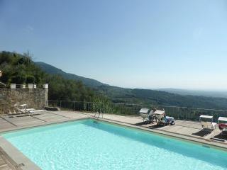 Girasole with pool,sauna and gym on the countryside - Matraia vacation rentals