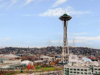 2 Bedroom Space Needle Oasis-Free Parking on all stays! - Seattle Metro Area vacation rentals