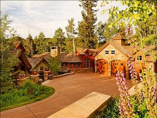 Magnificent Custom Home in The Pines - Ski in/out the back door (10353) - Snowmass Village vacation rentals