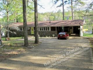 23SPegWy | Lake DeSoto | Home | Sleeps 4 - Arkansas vacation rentals