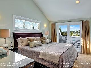 3 Bedroom 3 Bath Ship Canal Oasis.  Last Summer Dates 8/25-28! - Seattle Metro Area vacation rentals