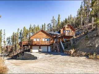 Majestic Mountain Views from Private Deck - Perfect Retreat for Those who Love the Outdoors (13392) - Breckenridge vacation rentals