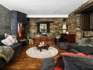 Incomparable Domaine Toit du Monde, ski in/out, with heated pool and fireplaces - Rhone-Alpes vacation rentals