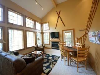 Updated 3BR Condo In Desirable Disciples Village Community, Sleeps 12 - Boyne Falls vacation rentals
