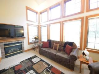 Charming Three Bedroom Condo Located in Disciples Village, Across the street from Disciples Chairlift - Boyne Falls vacation rentals