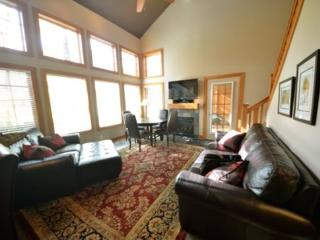 3BR Disciples Village Ski In/Ski Out Condo - Slopeside on Boyneland Run, Completely Remodeled, Sleeps 12 - Boyne Falls vacation rentals