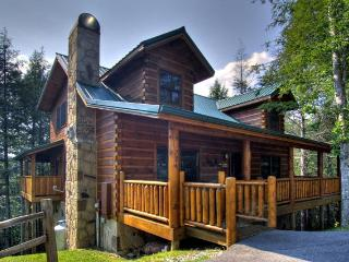3 Bedroom, 2 Bath Cabin in Gated Community (sass) - Pigeon Forge vacation rentals