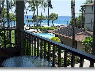 Kona Isle one bedroom oceanview - Kona Coast vacation rentals