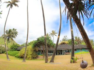 Pounders  Beach House - Oceanfront, Near Pcc, Events Allowed - Laie vacation rentals