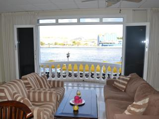 Waterfront City Apartment in Central Willemstad - Curacao vacation rentals