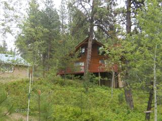 Beautiful Log Cabin in the mountains @ Cascade, ID - Cascade vacation rentals
