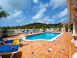 St. Martin Villa 154 Beautiful Deluxe Villa Within Walking Distance Of Orient Beach, The St. Tropez Of The Caribbean. - Orient Bay vacation rentals