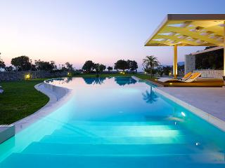Villa Elvina, only 50 Meters From The Sea, Luxury Villa, Amazing Seaviews - Drapanias vacation rentals