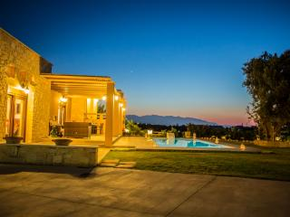 Luxury Villa Lucia Walking Distance To Sundy Beach - Crete vacation rentals