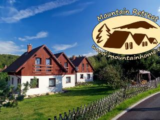 Comfy chalets in Sudety Mountains, Poland - Western Poland vacation rentals