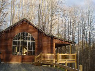 Banjo Ridge cabin is private & secluded - Butler vacation rentals