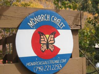 Monarch Chalet - your escape from the summer heat! - Monarch vacation rentals