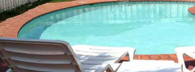 The Large Private Pool Lets You Swim Right Outside the Door. - Palmas Del Mar: Wonderful  Home with Private Pool - Humacao - rentals