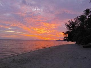 Beach front house with beautiful sunset view - Koh Samui vacation rentals