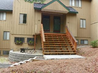 Waterville Valley 2 Bedroom Vacation Rental Condo with Outdoor Pool (HAR49M) - White Mountains vacation rentals
