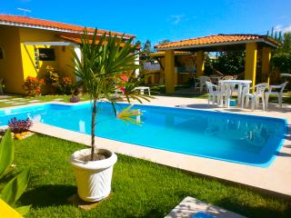 GUARAJUBA Beach,100 meters f/ the beach with pool - State of Bahia vacation rentals