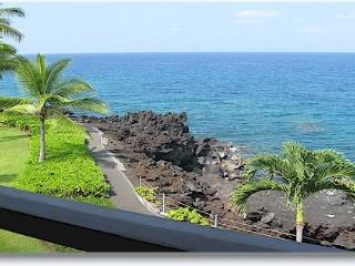 Surf & Racquet Club 3-302 3 bdrm  oceanfront - Kona Coast vacation rentals