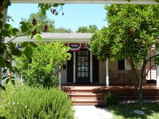 Wine and History combine in a very convenient location - Sonoma vacation rentals