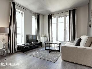 Quebec City Charisme 1BR Holiday Apartment - Montreal vacation rentals