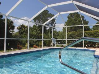 Beautiful home with private pool - Rotonda West vacation rentals