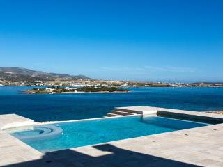 Luxury Water Front villa with private pool - Naoussa vacation rentals