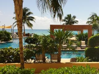 Luxurious 3bed beachfront Condo in Playa (EFC102) - Yucatan-Mayan Riviera vacation rentals