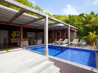 St. Barths Villa 62 Enjoy The Magnificent Sunsets And Spectacular View From The Infinity Pool. - Marigot vacation rentals