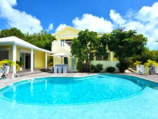 St. Martin Villa 129 Breathtaking Water Views From This Beautiful Villa Perched High On The Coastline Of Terres Basses. - Terres Basses vacation rentals