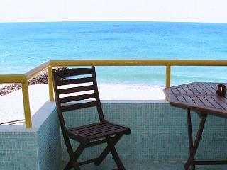 Flat at beach front with stunning views - Quarteira vacation rentals