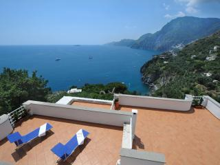 Villa Valeria,sea view,terraces and garden - Sorrento vacation rentals