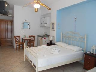 Triple studio are located (100) Meters from the Sandy beach. - Syros vacation rentals