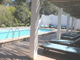 El Chozo - romantic+peaceful with pool, near beach - Costa de la Luz vacation rentals