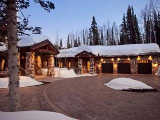 Deer Valley SKi in Ski Out Estate at Empire Pass - Park City vacation rentals