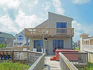 KD1213- TIME OUT; 4BDRM OCEANFRONT W/ HOT TUB! - Outer Banks vacation rentals