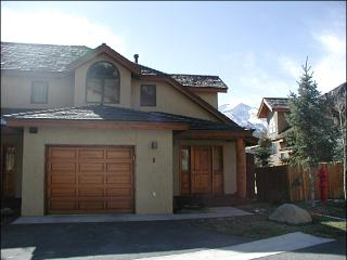 Across from the Club at Crested Butte Golf Course - Spectacular Mountain Views (1396) - Crested Butte vacation rentals
