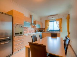 036 Stunning, Sliema, Comfortable, 3-bedroom Apartment - Sliema vacation rentals