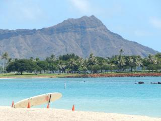 Affordable Hotel Room Near Waikiki With Ocean View - Honolulu vacation rentals