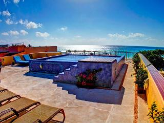 Mayan Riviera Villa 46 Just Steps Away From The Idyllic White Sandy Beach And Beautiful Tranquil Turquoise Water! - Terres Basses vacation rentals