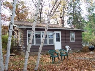 Island Lake Chain ~ New Auburn ~ Log Cabin - New Auburn vacation rentals