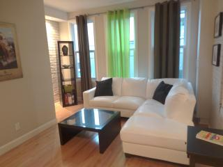 Perfectly located modern condo - Quebec City vacation rentals